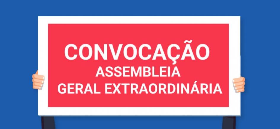 Atenção: Assembleia Geral Extraordinária - Negociação Coletiva 2021/2023 - Síndicos, participem!