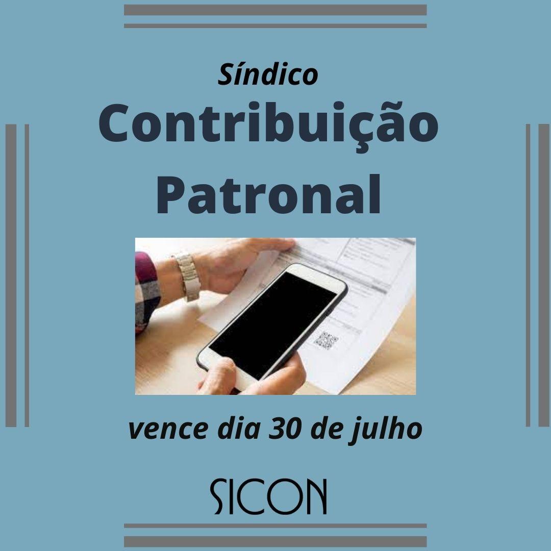 Contribuição Patronal