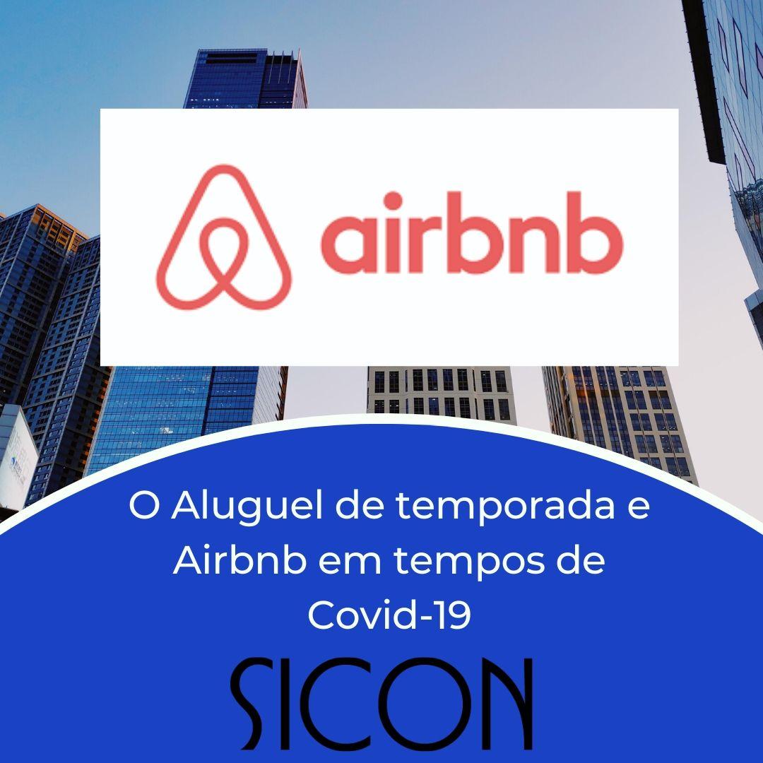 O Aluguel de temporada e Airbnb em tempos de Covid-19