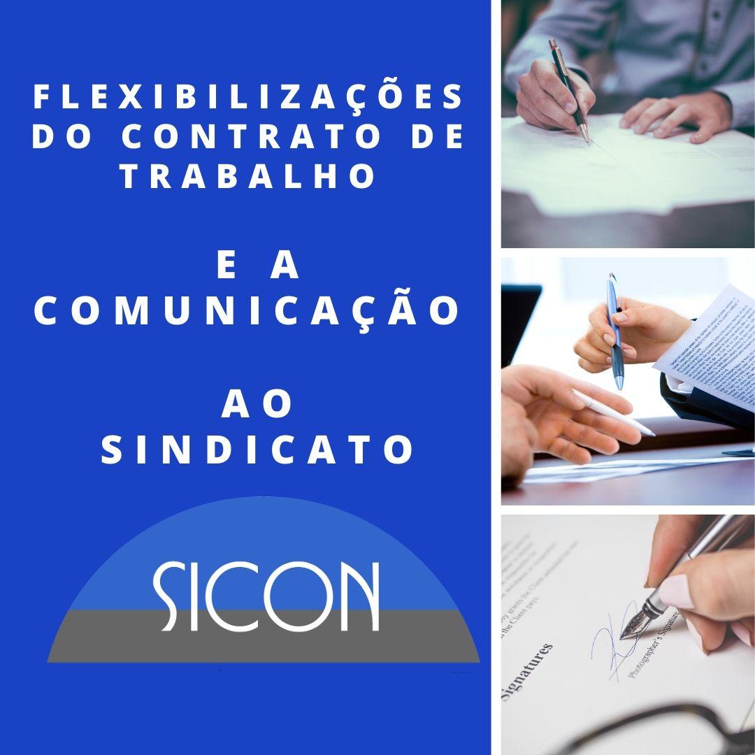 MP 936/2020 E A COMUNICAÇÃO AO SINDICATO