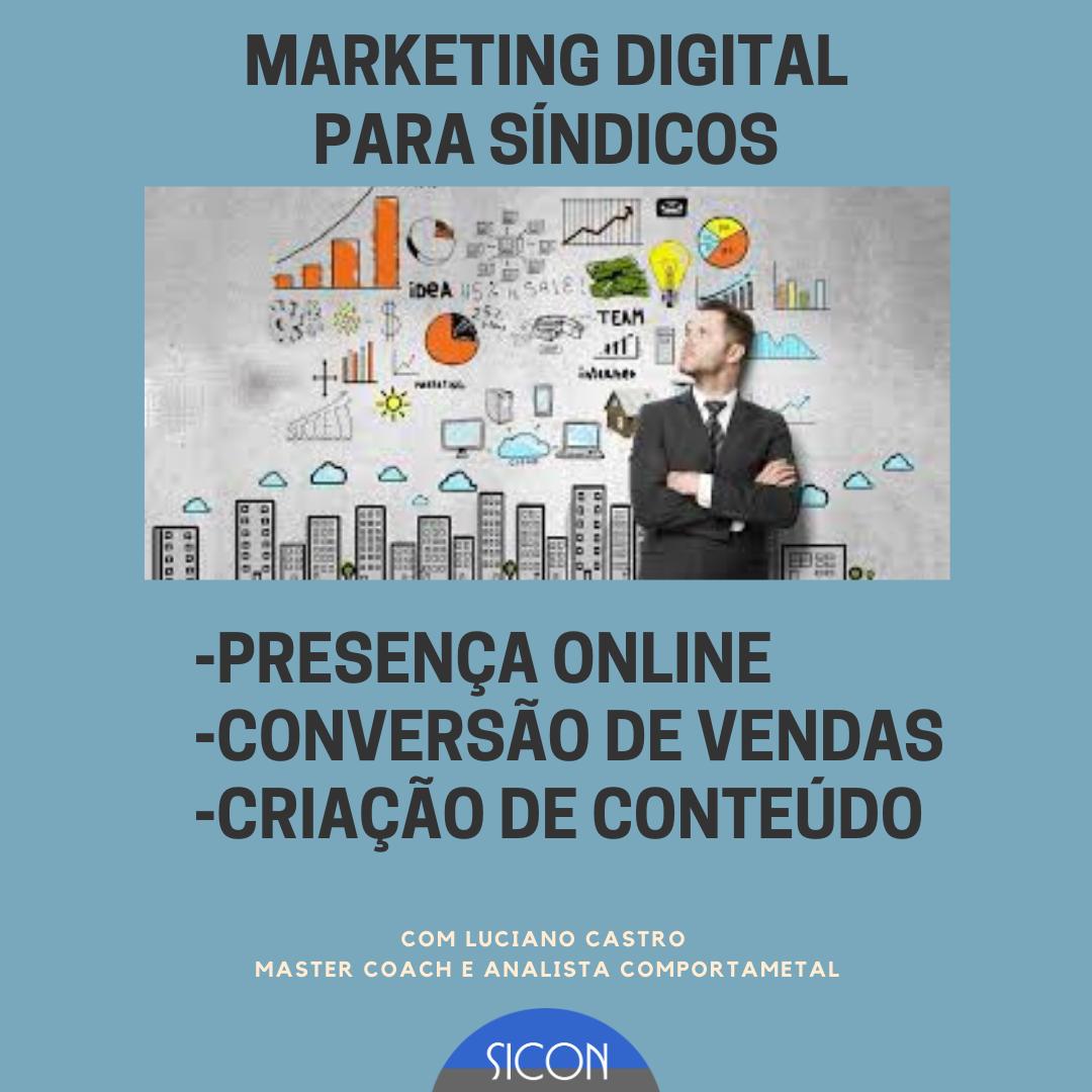Marketing Digital para Síndicos Profissionais