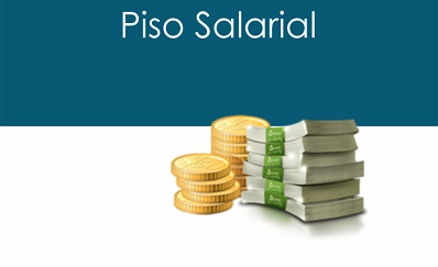 Tabela de Piso Salarial - Vigência: 1º de Julho de 2020 a 30 de Junho de 2021