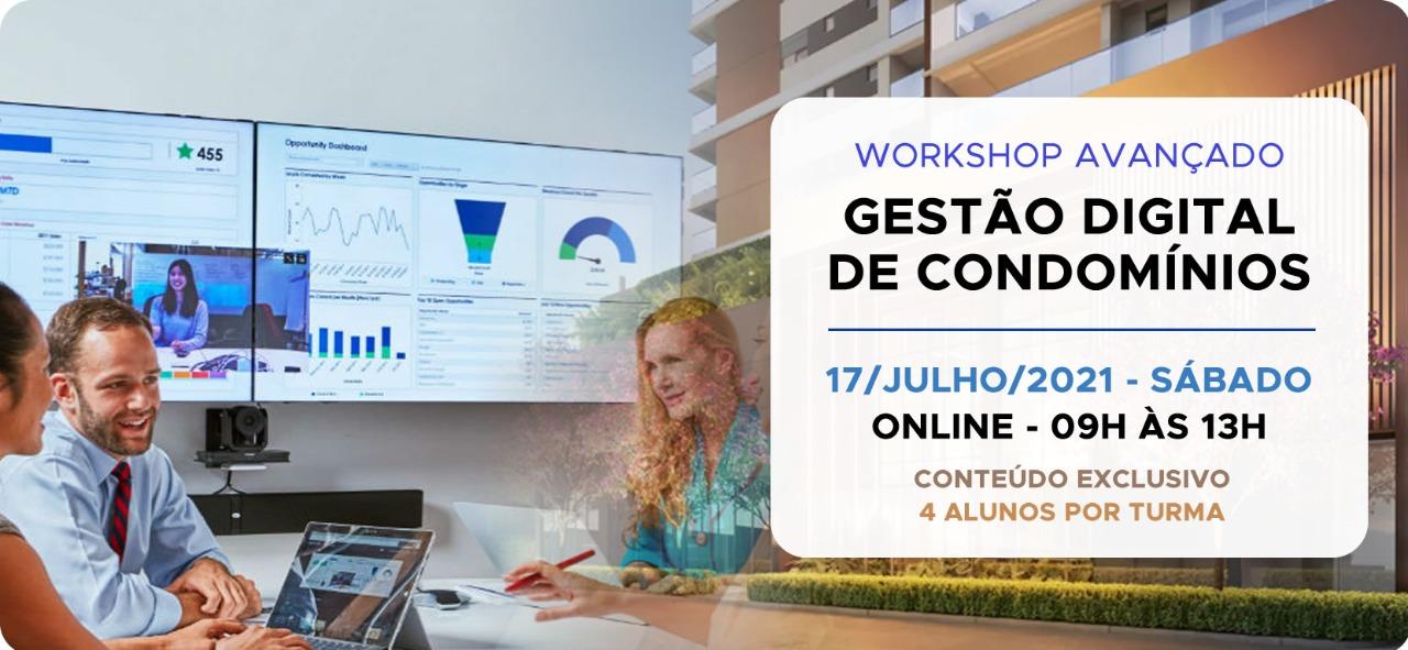 Workshop Gestão Digital nos Condomínios